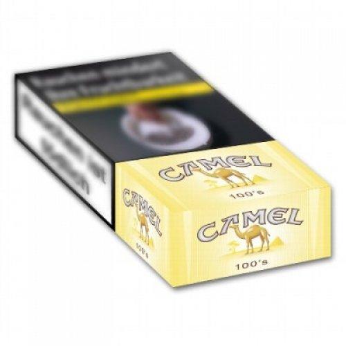 Einzelpackung Camel 100er (1x20)