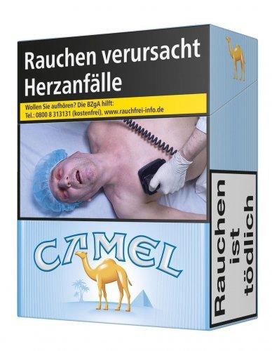 Einzelpackung Camel Blue XXXXL (1X35)