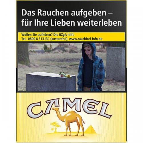 Einzelpackung  Camel Filter XXXXL (1x34)