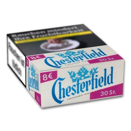 Einzelpackung Chesterfield Blue XXL (1x26)