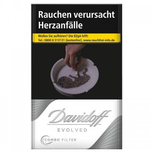 Einzelpackung Davidoff Evolved White (1x20)