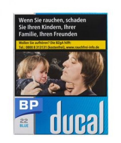 Einzelpackung Ducal Blue Big (1x22)