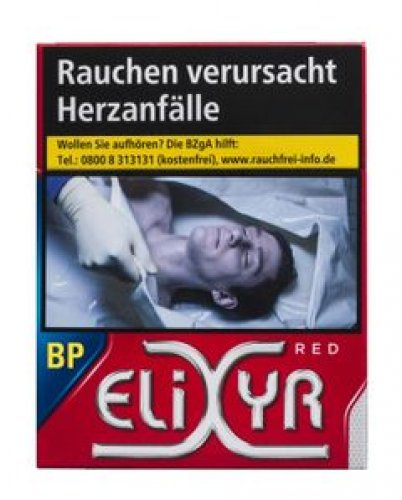 Einzelpackung Elixyr Red XL (1x23)