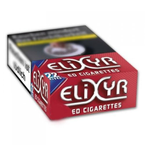 Einzelpackung Elixyr Red (1x20)