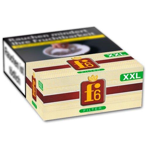 Einzelpackung F6 Zigaretten Original XXL (1x25)