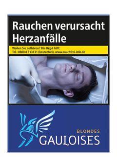 Einzelpackung Gauloises Blondes Blau (1x20)