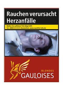 Einzelpackung Gauloises Blondes Rot (1x20)