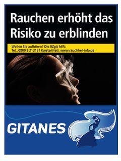 Einzelpackung Gitanes ohne Filter (1x20)