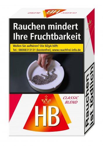 Einzelpackung HB Classic Blend (1x20)