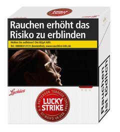 Einzelpackung Lucky Strike Original Red Giga (1x31)