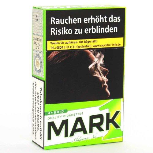Einzelpackung Mark Adams Hybrid Zigaretten (1x20)