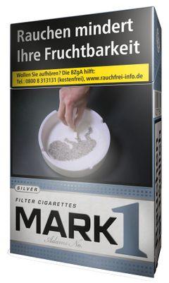 Mark Adams No.1 Silver (1x20) Zigaretten