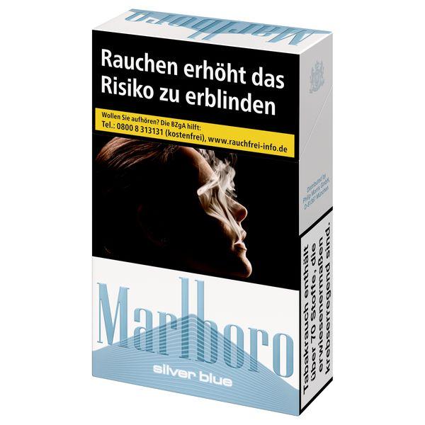 Einzelpackung Marlboro Silver Blue (1x20)