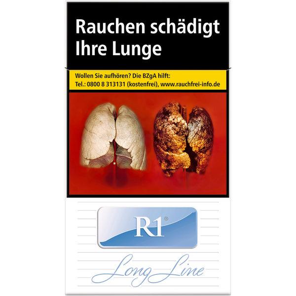 R1 Blue Long Line (1x20) Zigaretten
