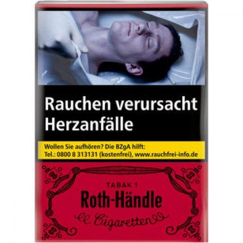 Roth-Händle ohne Filter Zigaretten (1x20)