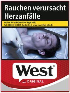 Einzelpackung West Red (1x21)