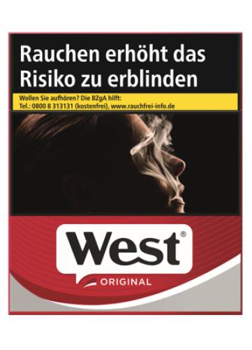 Einzelpackung West Red XXXXL (1x34)