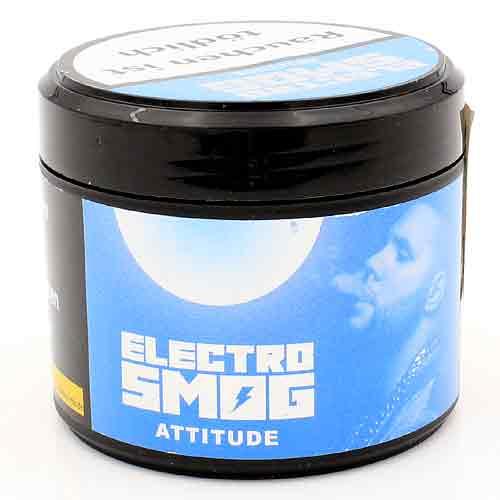 ELECTRO SMOG Attitude Shisha Tabak (Eisbonbon)