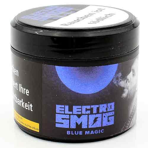 ELECTRO SMOG Blue Magic Shisha Tabak (Traube)