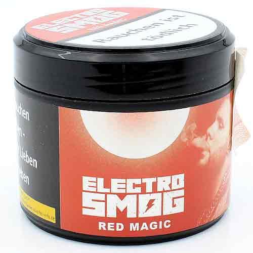 ELECTRO SMOG Red Magic Shisha Tabak (Rote Früchte & Eisbonbon)