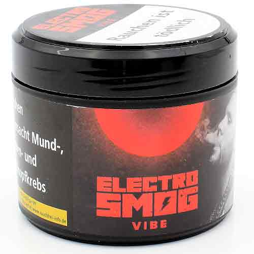 ELECTRO SMOG Vibe Shisha Tabak (Limette & Cola)