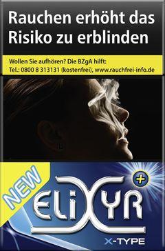 Elixyr Plus X-Type Zigaretten (1x20)