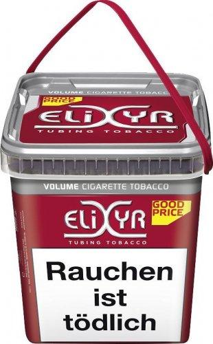 Elixyr Rot 320g Eimer Volumentabak