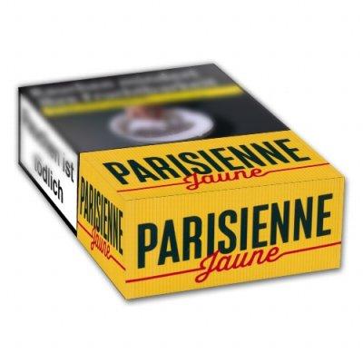 Parisienne Jaune Zigaretten Packung (1x20)