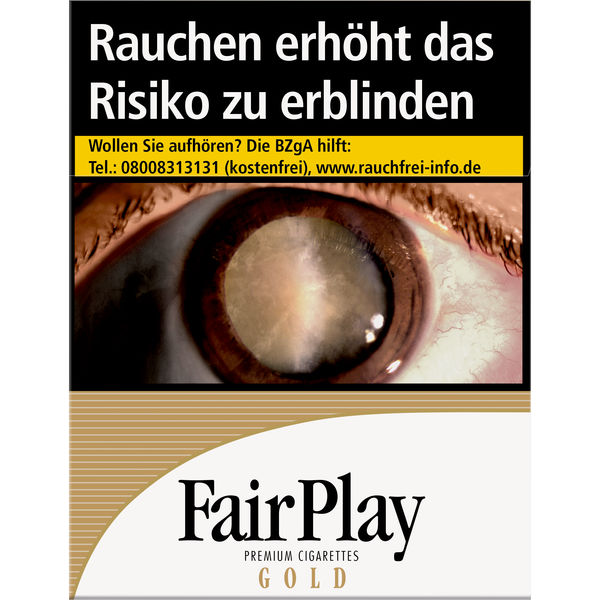 Fair Play Gold (8x22)