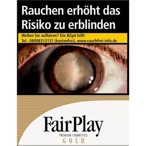 Fair Play Gold (12x21)