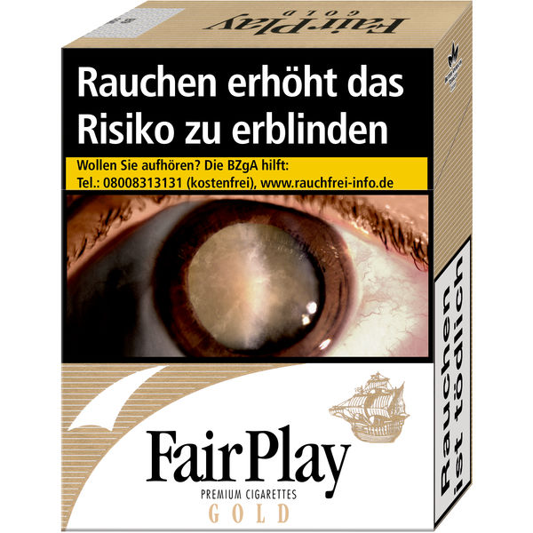 Fair Play Gold XL (8x26)
