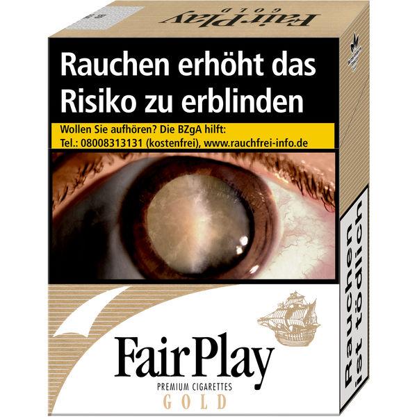 Fair Play Gold XL (8x26)