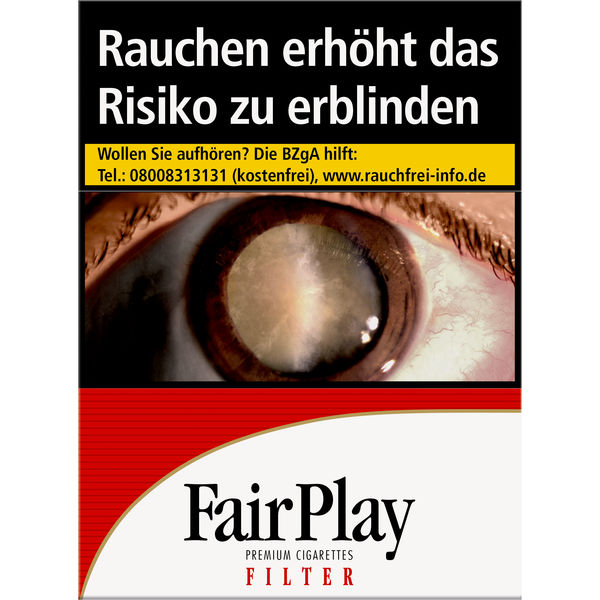 Fair Play Rot XL (8x26)