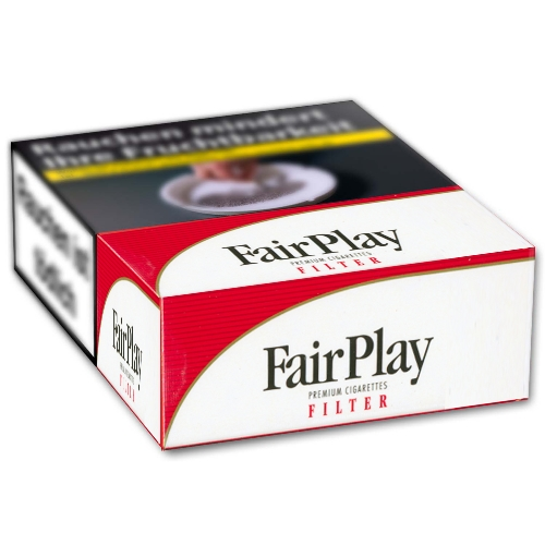 Fair Play Rot XXL (8x35)