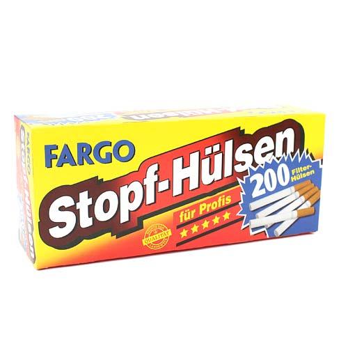 Fargo Stopfhülsen 200 Stück