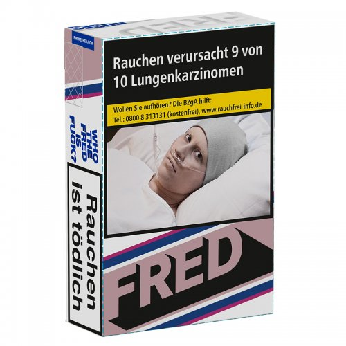 Einzelpackung Fred Klaas Roses (1x20)