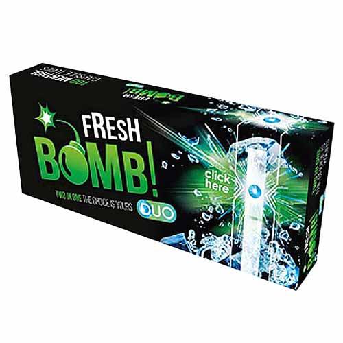 Fresh Bomb Zigarettenhülsen Menthol 100 Stück