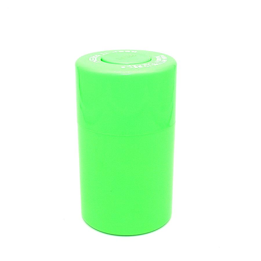 Frischhalte-Box - Plastic Sealed Cans - Neon-Grün