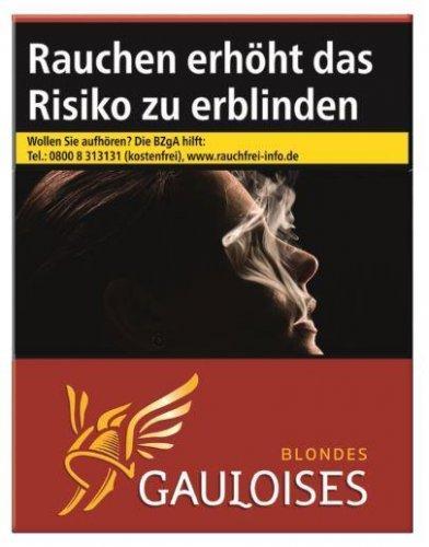 Gauloises Blondes Rot (4x39)