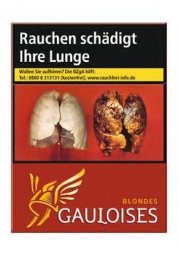 Gauloises Blondes Rot XXL (8x27)