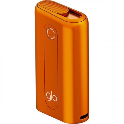 glo hyper device starter kit orange