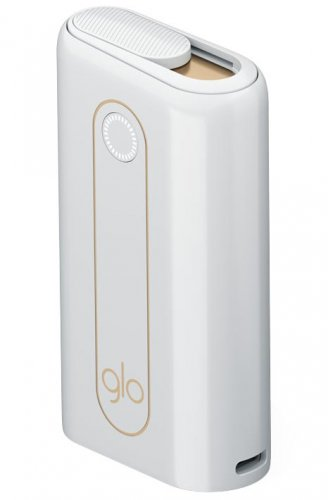 glo hyper device starter kit weiss