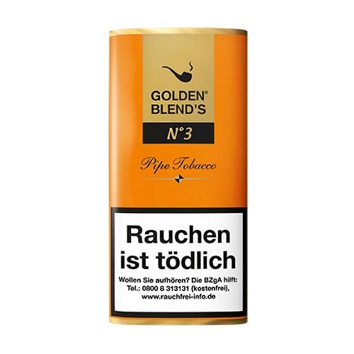 Golden Blend´s Pfeifentabak No.3 (Amaretto) 50g Päckchen