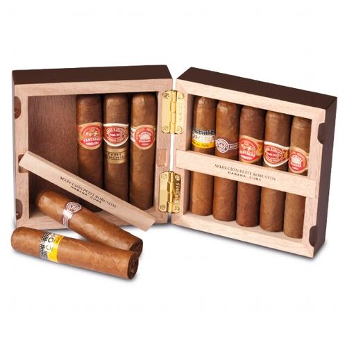 HABANOS Seleccion Petit Robustos Zigarren 2018
