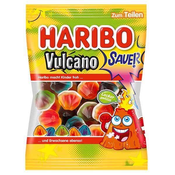 Haribo Vulcano 175g Packung
