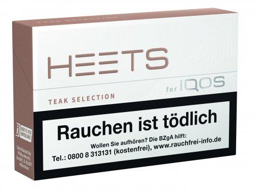 Heets Teak Selection Tobacco Sticks für IQOS 1 x 20 Stück