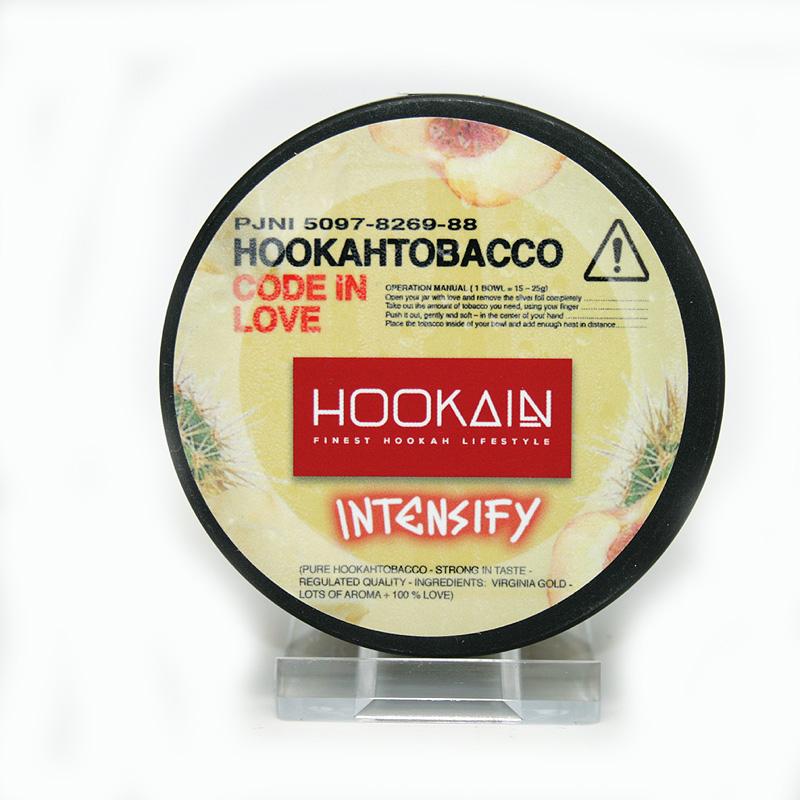 Hookain Dampfsteine Code in Love 100g, ohne Nikotin