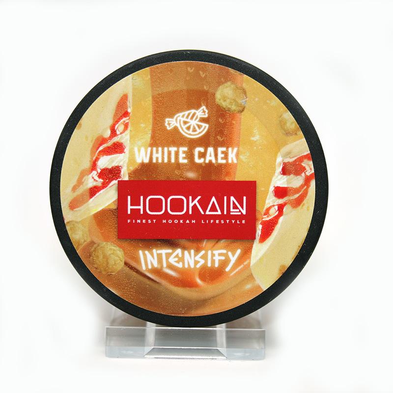 Hookain Dampfsteine White Caek 100g, ohne Nikotin