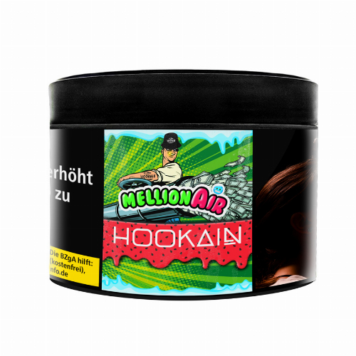Hookain MellionAir Shisha Tabak 200g