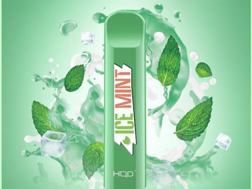 HQD Cuvie Ice Mint Einweg E-Shisha ca. 300 Züge